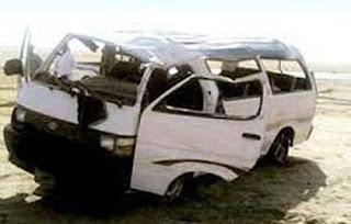 إصابة 6 أشخاص في حادث تصادم بالأقصر