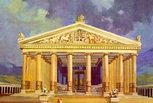 Curiosidades sobre as Sete Maravilhas do Mundo Antigo: Templo de Artêmis