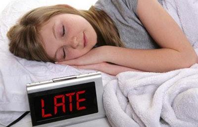 Yang Terjadi Ketika Anda Terlalu Banyak Tidur
