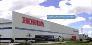 Lowongan Kerja PT Astra Honda Motor Karawang Maret 2016