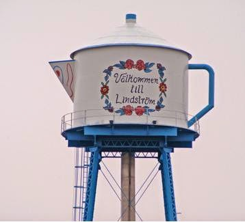 mn water tower