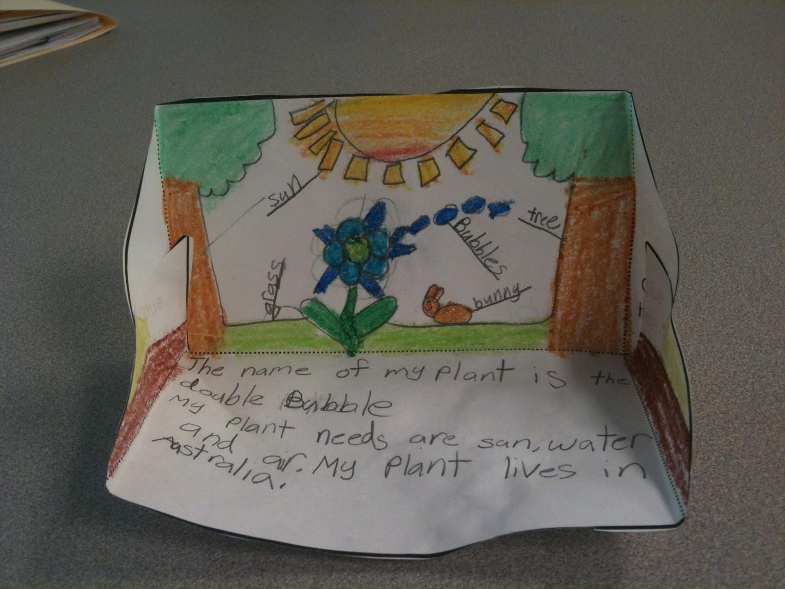 I Love 2 Teach Create An Animal Amp Create A Plant Freebie