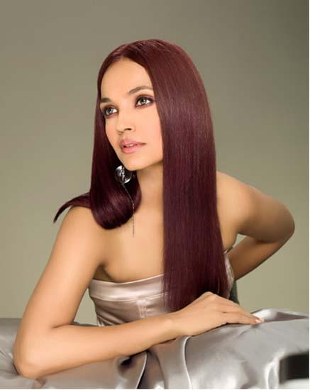 Latest Nabila Salon Hottest Trendy Hair Style Colours For