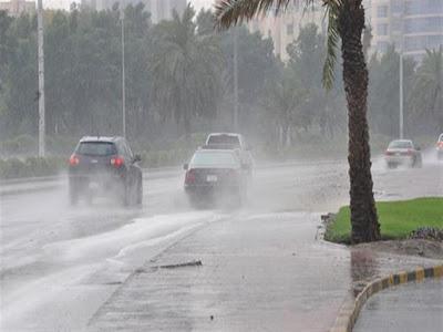 """الارصاد تصدر تنويه عاجل من جديد : """"عواصف رعدية وأمطار غزيرة"""" وتحذير هام من طقس الساعات القادمة وتقلبات حادة وسريعة"""