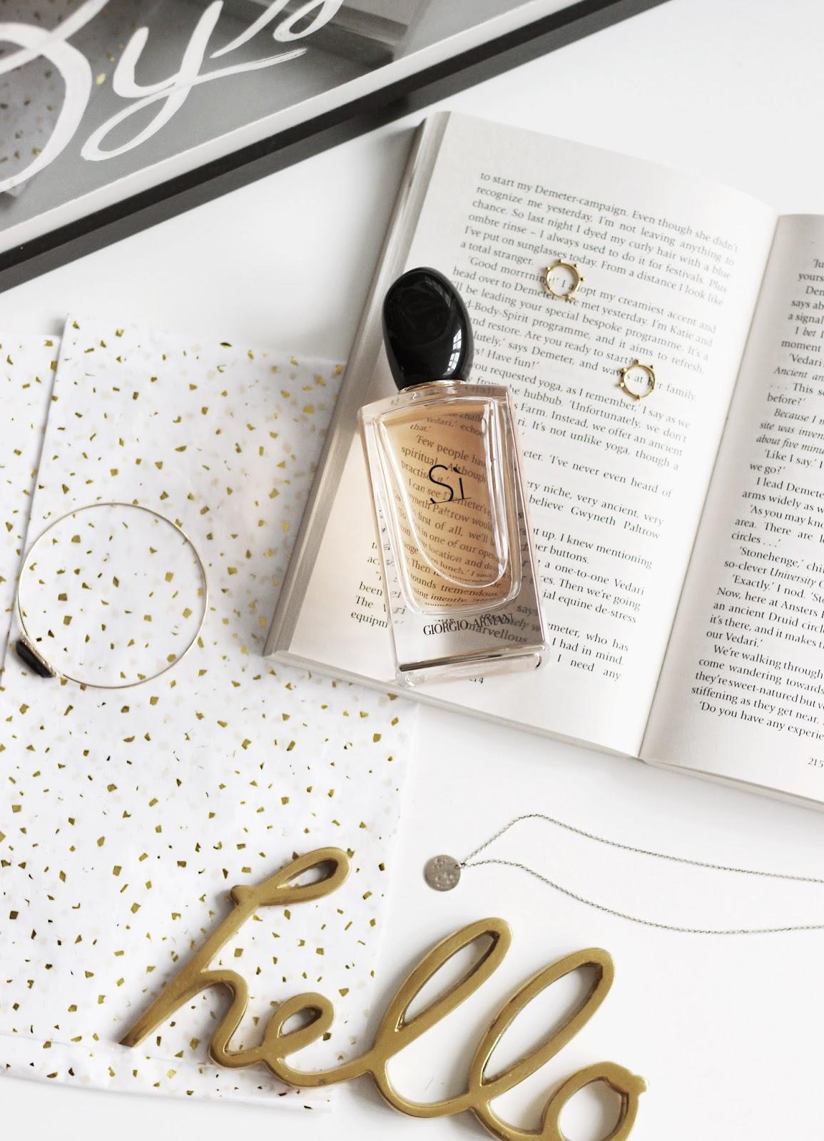 Giorgio Armani Si Perfume Review