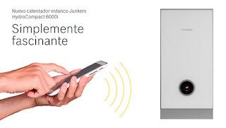 Controla el calentador de agua con tu teléfono inteligente