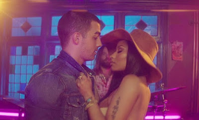 New DNCE - Kissing Strangers ft. Nicki Minaj Music Video