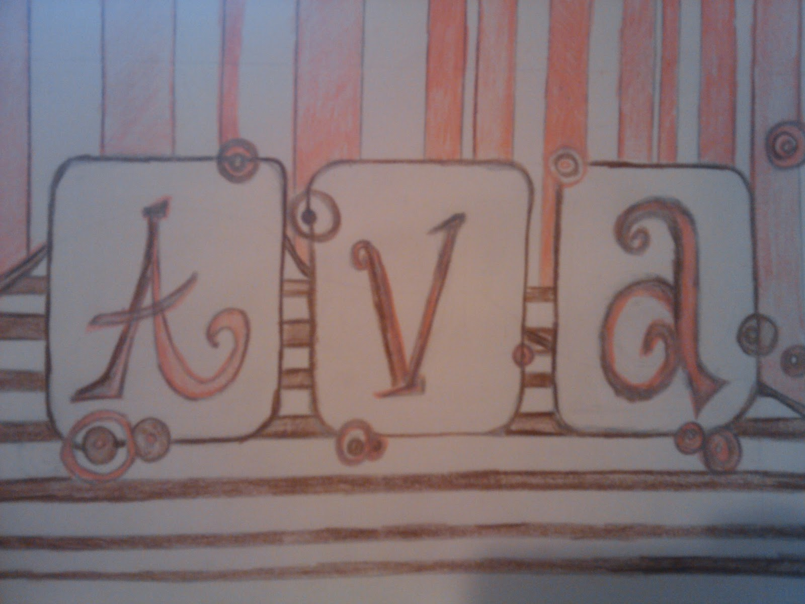 Name Wall Art how to create personalized baby name wall art