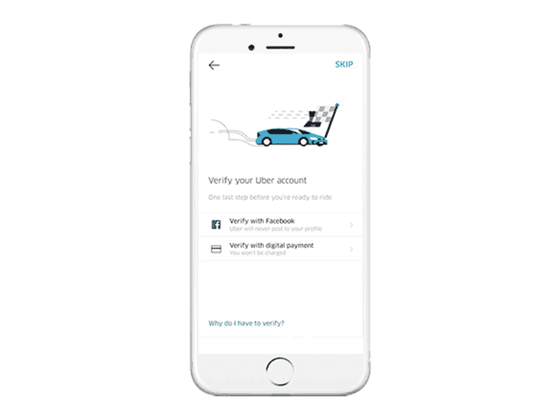 Uber launches Rider Identification to improve their user's
