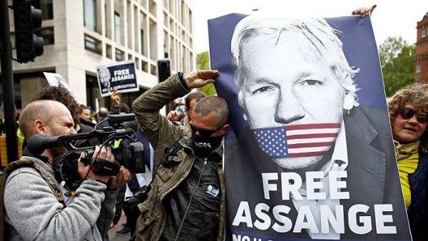 """Expertos de la ONU señalan que condena contra Assange es """"desproporcionada"""""""