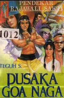 Pendekar Rajawali Sakti Episode Pusaka Goa Naga