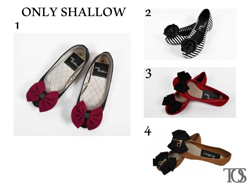 Only Shallow, ShoesProject, Rita Krzystek
