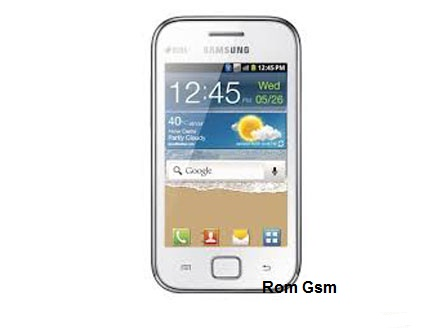 Firmware Download Samsung Galaxy Young Duos GT-S6312