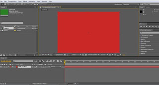 tutorial adobe after effect cs4 hasil solid layer