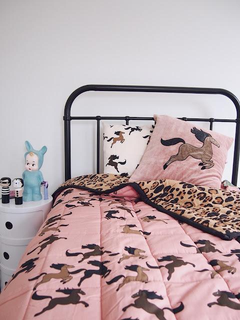Mini Rodini Horse Bedspread Australia