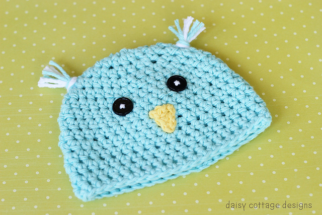 easter chick pattern - photo #49