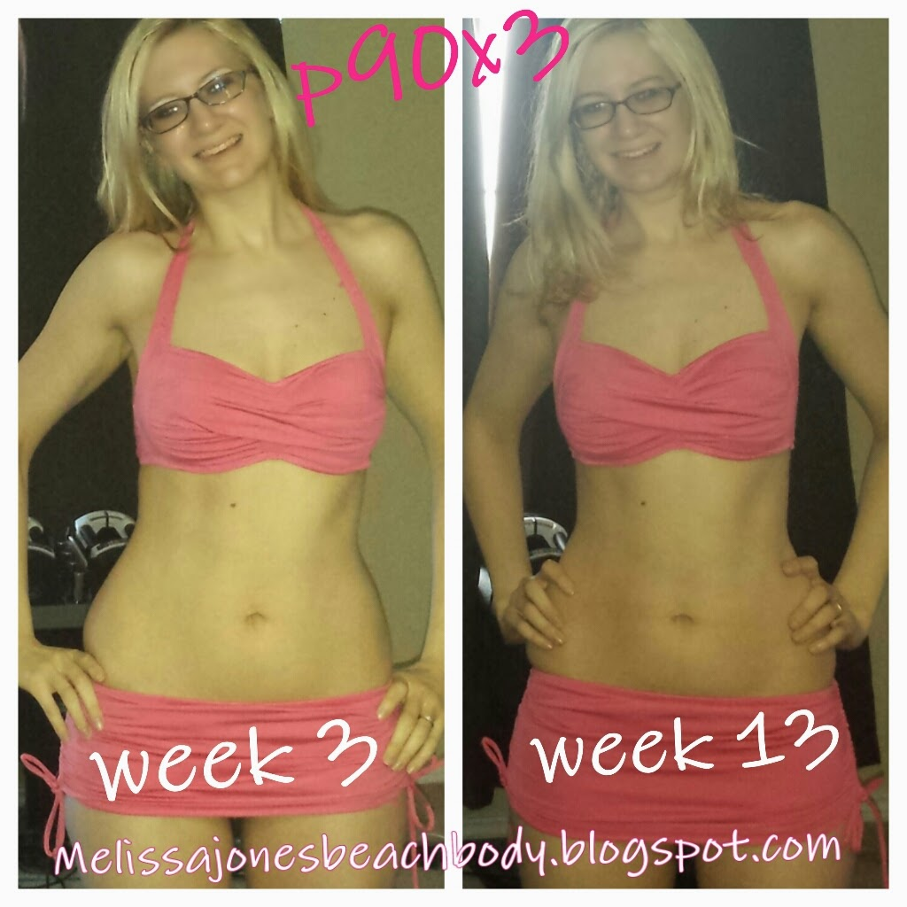 Melissa Jones P90x3 Results Day 90 Is Finally Here
