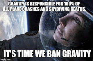 gravity meme