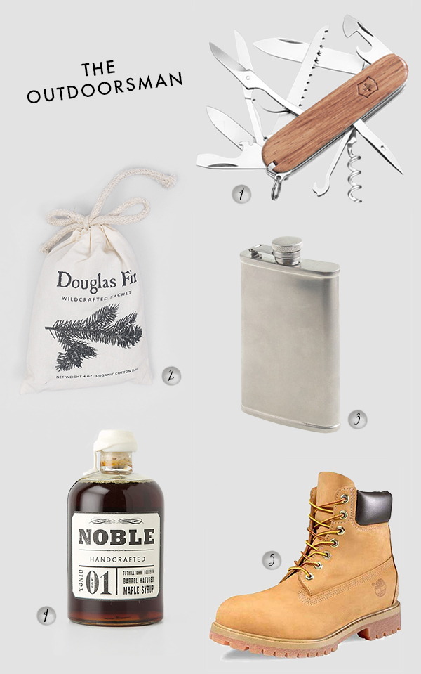 Oh the lovely things: 2013 Holiday Gift Guide - For Him ...