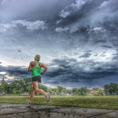 Running After the Storm