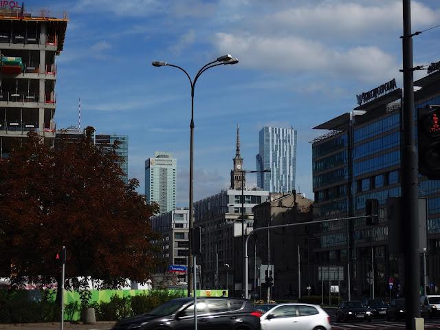 Na Rondzie Daszyńskiego