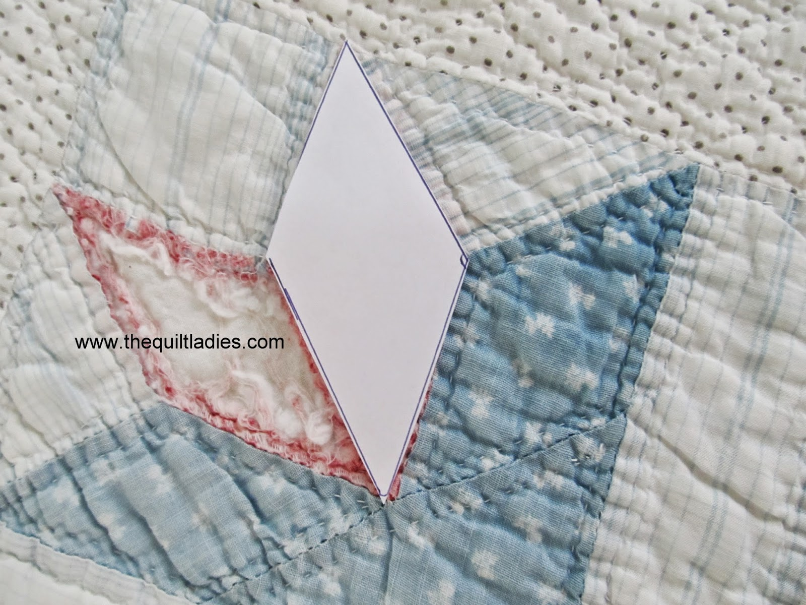 free how to mend an old quilt