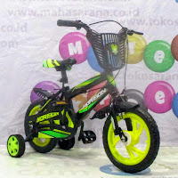 12 morison bmx sepeda anak