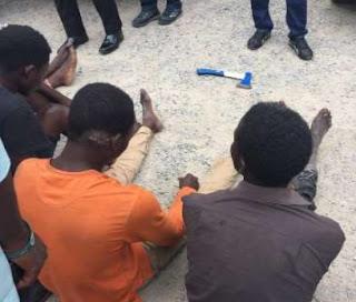 4 badoo cultists kill pastor ikorodu