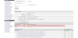 checking keyword rankings