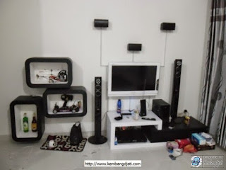 Kontraktor Interior - Dipan, Almari/wardrobe, Nakas/nightstand, Meja Cermin/dresser