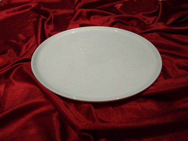 Display Plate Round Diameter 35 cm