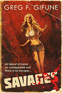 Savages by Greg F. Gifune