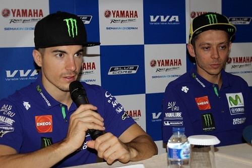 Maverick Vinales Makin PeDe menghadapai Race MotoGP Catalunya
