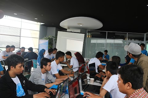 Web Frontend Training at Code Margonda