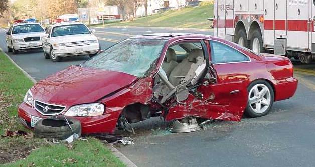 Car Wrecks: Fatal Car Accident Photos: Bad Wrecks Pictures