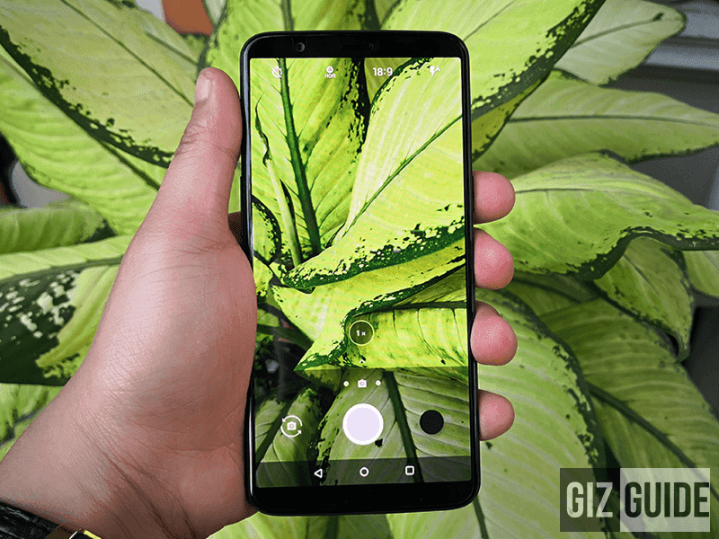 oneplus 5t display and camera