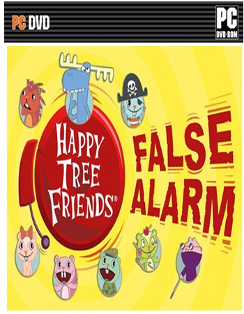 Happy Tree Friends False Alarm PC Full