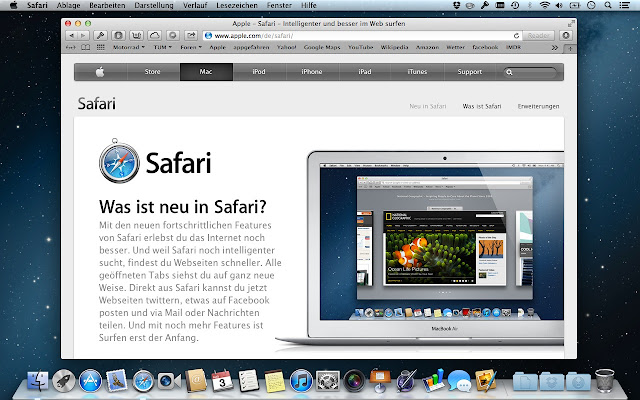 Safari browser 2017