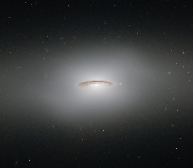 Lenticular Galaxy NGC 4526