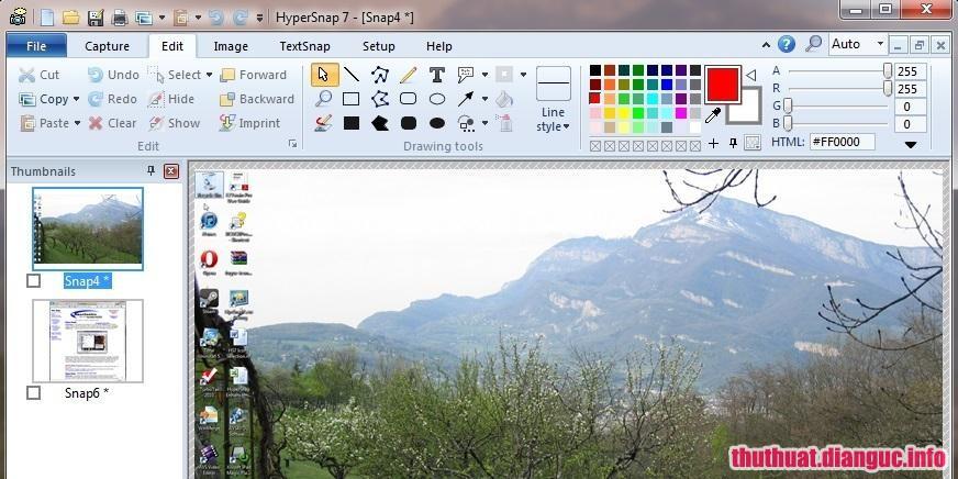 Download HyperSnap 8.16.09 Full Crack, HyperSnap, HyperSnap free download, HyperSnap full key, phần mềm chụp màn hình mạnh