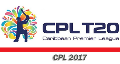 Latest News And Updates of CPL 2017