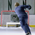Ryan O'Reilly, Vladimir Tarasenko break TVs, mirrors with slap shots