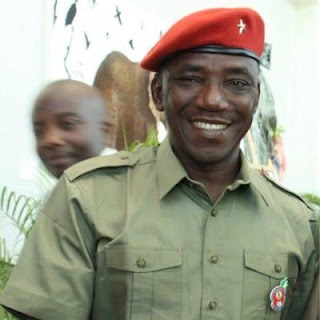 Nigeria Sports Minister Dalung