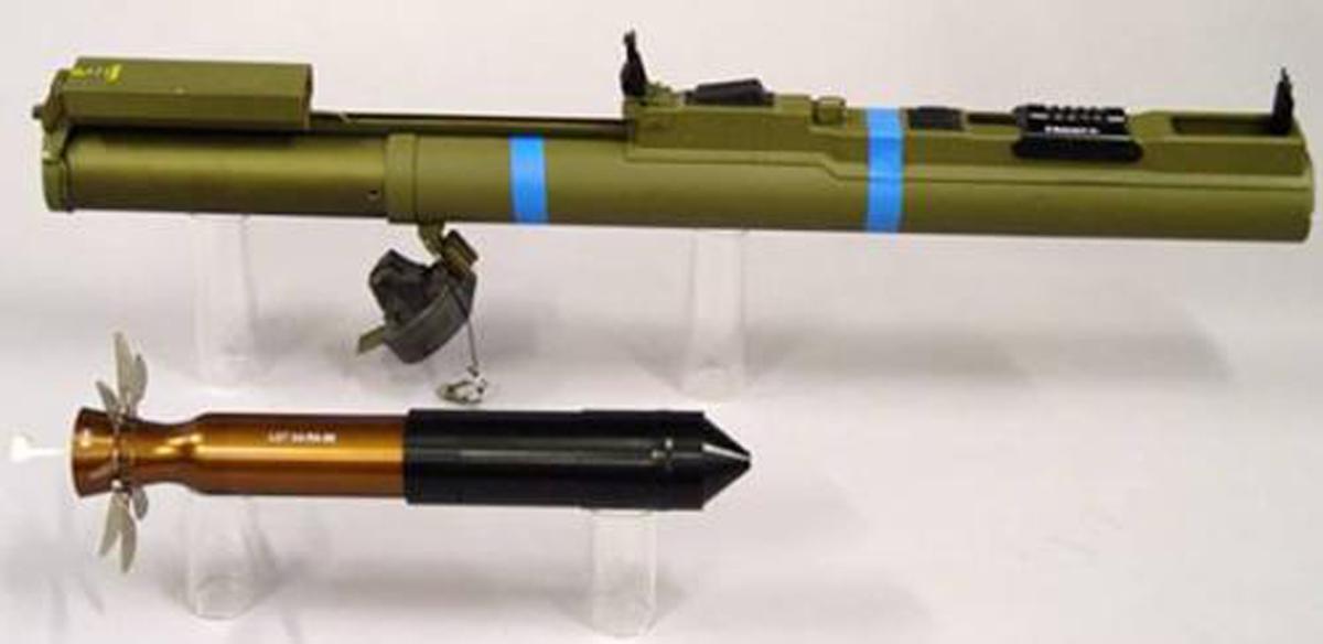m72 law rocket launcher gun - photo #12
