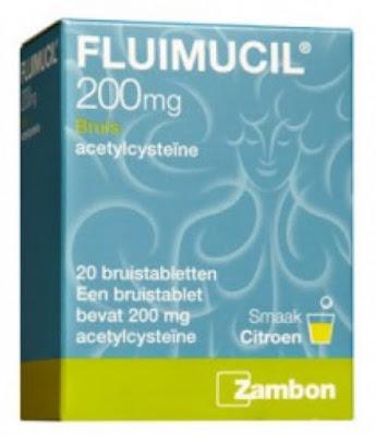 Fluimucil - Manfaat, Dosis, Efek Samping dan Harga