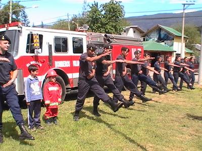 Resultado de imagen para bomberos de el bolson