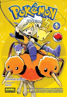 Pokémon 3. Amarillo #1