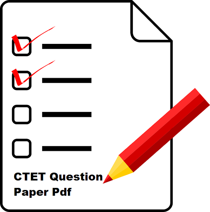 [PDF] CTET Previous Year Question Paper With Answer in Hindi & English Pdf Download (2014 to 2018)