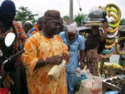 Photos; Funny Things Nigerian Politicians Do When Election Is At The Corner