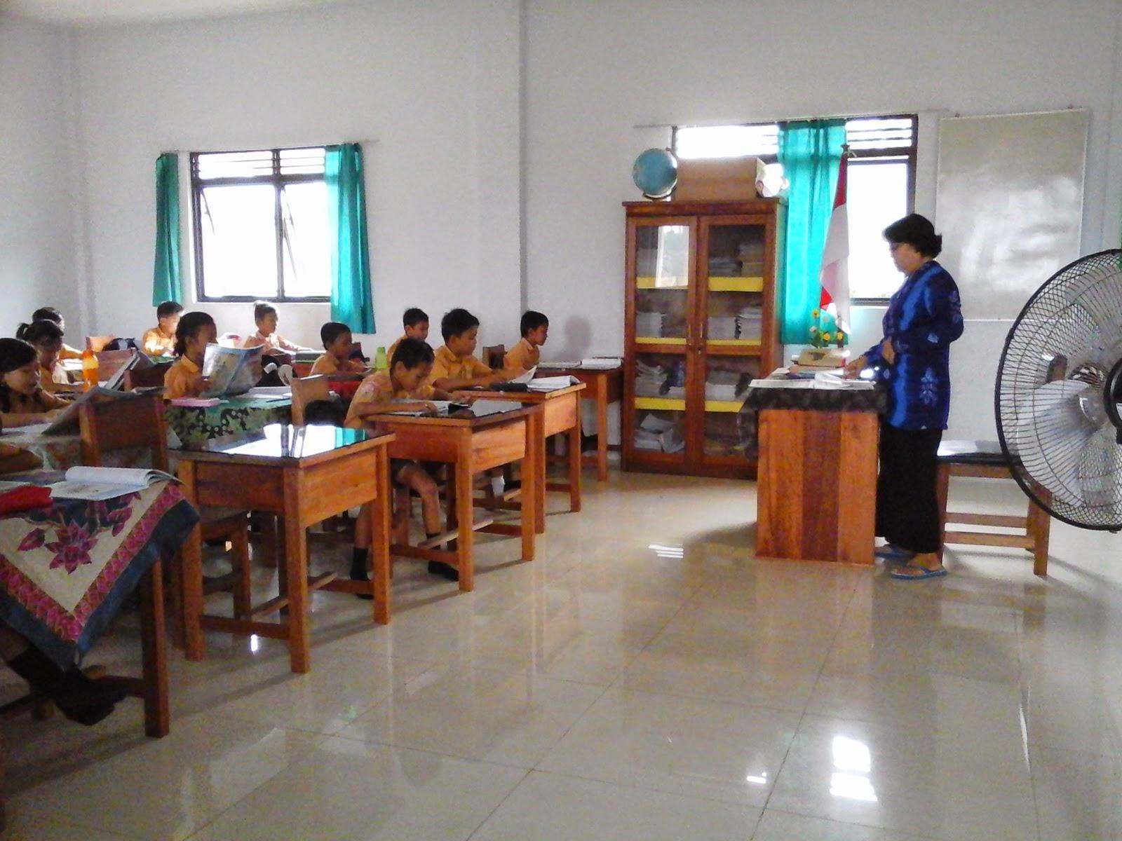 Aneka Model Interaksi Kelas Dalam Pembelajaran Kelas Rangkap (Pkr)